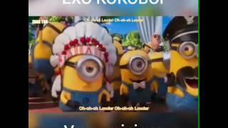 Video Exo-Ko Ko Bop (cover by Minion) download MP3, 3GP, MP4, WEBM, AVI, FLV Juni 2018