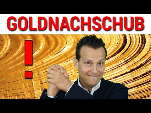 +++BREAKING NEWS+++ Nachschub am Goldmarkt!