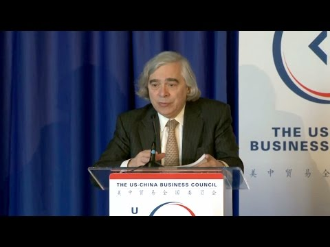 Secretary Moniz at US-China Business Council Issues Luncheon