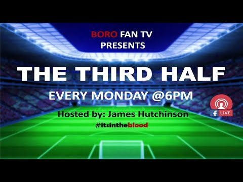The Third Half With James Hutchinson