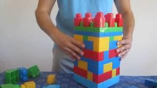 CASTLE TOWER - Mega Bloks - First Builders