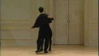 Ragtime Dance: One Step Variation