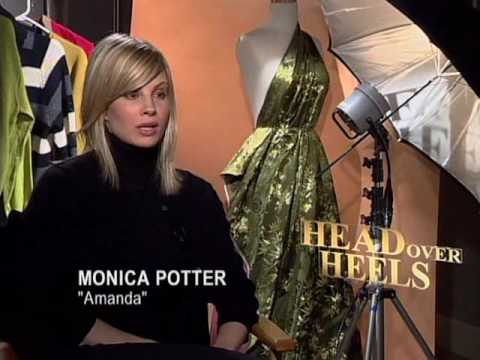 "Head Over Heels DVD featurette ""The Making of the Film""  p1"