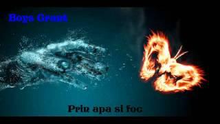 Boys Grant - Prin apa si foc