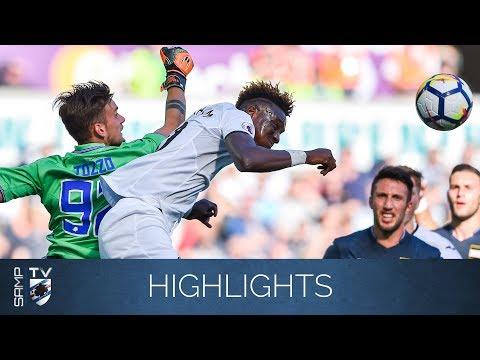 Highlights: Swansea-Sampdoria 4-0
