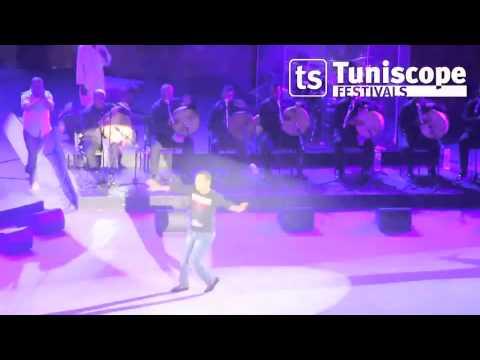 Spectacle De Samir Lousif à Carthage 2013