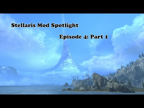 Stellaris Mod Spotlight Episode 4: Part I Ringworlds Galore!