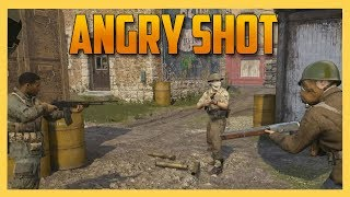 Who Gets To Live?  AngryShot Mode (Call of Duty WW2)