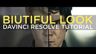 "Davinci Resolve Tutorial - Dramatic ""Biutiful"" Look"
