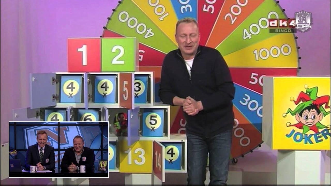 Tillykke til Sifa TV Bingo