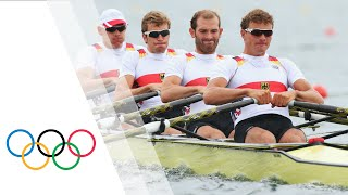 Men's Quadruple Sculls Rowing Final Replay - London 2012 Olympics