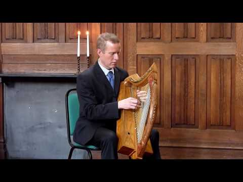 Medieval Sacred Music: concert in St Andrews, featuring the replica Queen Mary harp