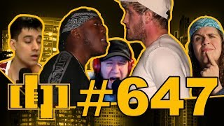 KSI vs Logan Paul Rematch - Onision Losing His Mind on Twitter - Guest: Joe | DP #647