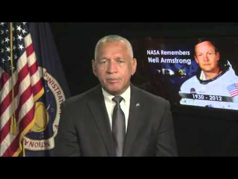 NASA Chief Remembers Neil Armstrong | Video