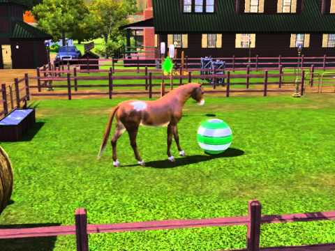 jeux de ballons le cheval youtube. Black Bedroom Furniture Sets. Home Design Ideas