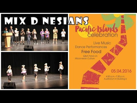 Mix d Nesians Celebration with Island Food and Dances