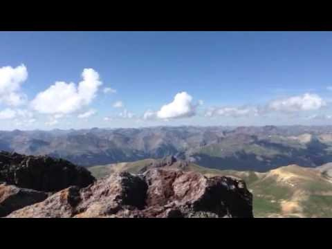 Beaver fever on uncompahgre peak