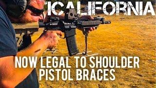 BRACE YOURSELVES: NOW LEGAL TO SHOULDER PISTOL BRACES