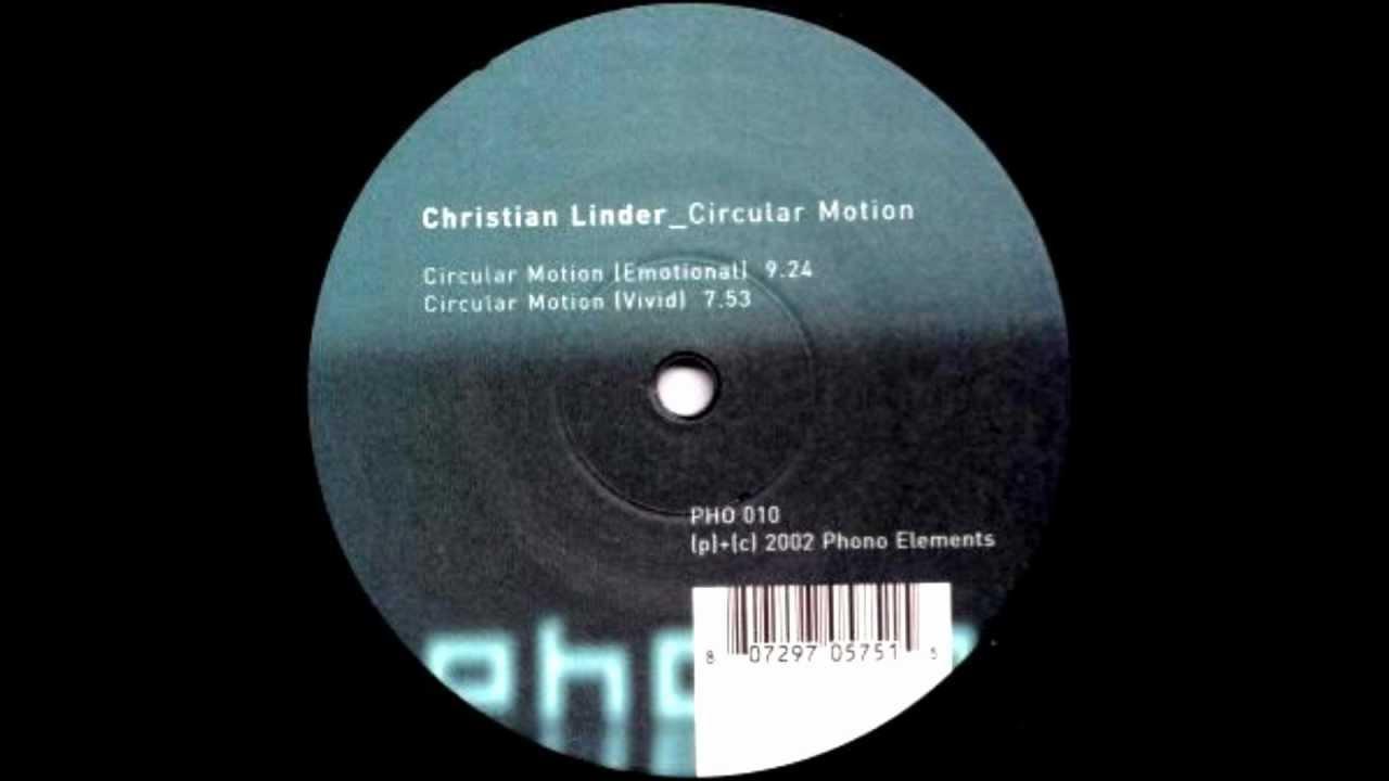 Christian Linder - Ultramagnetic