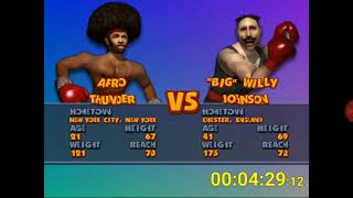 Ready 2 Rumble Boxing Round 2 N64 speedrun in 8:15.11 seconds