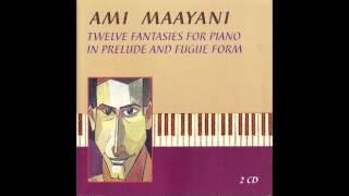 A. Maayani - Fantasy No.9 in Arabian Maqamat