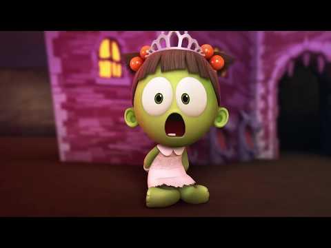 Spookiz - Naughty Zizi | Funny Cartoons for Kids | Cartoons for Children