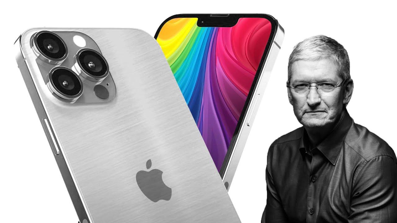 iPhone 13's New 'Metallic' Color...