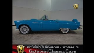 1956 Ford Thunderbird #136 ndy Gateway Classic Cars - Indianapolis
