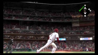 The Show 17 - RTTS - Cardinals vs Angels - 2023 World Series Game 2