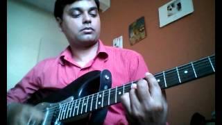 Tu Tu Hai Wahi Dil Ne Jise Apana Kaha Guitar Tabs & Lead