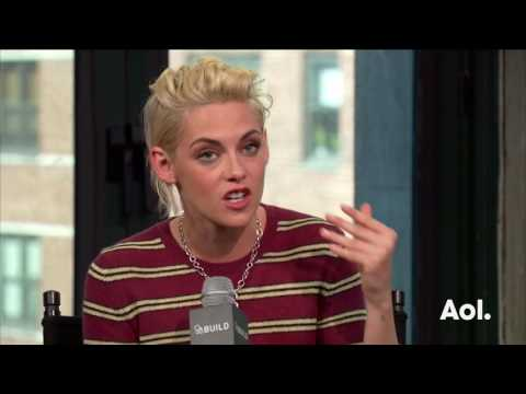 Kristen Stewart Discusses Acting For Ang Lee  BUILD Series