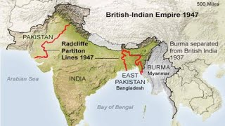 The Treacherous & Barbaric History Behind The Partition Of India.