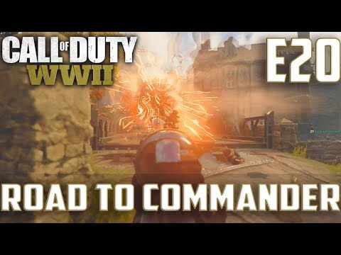 Call Of Duty World War 2(RTC)PS4 Ep.20-War On Operation Breakout(MP40 Gameplay
