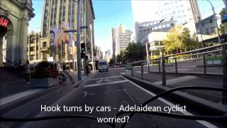 Melbourne Bike Facilities - The Bad