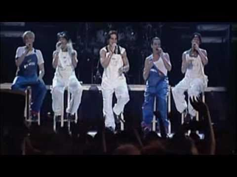 Backstreet Boys Live In Concert - 1997 Frankfurt - Parte 1