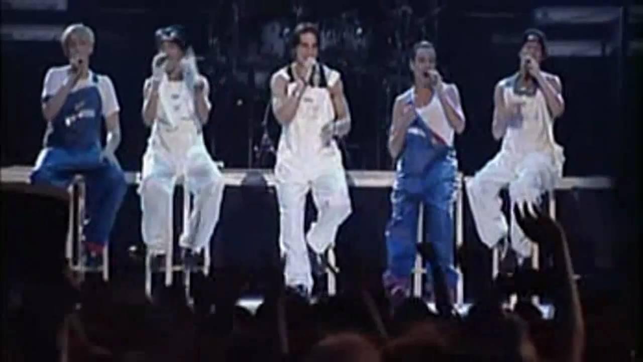 Backstreet boy concert