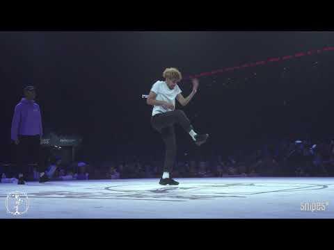 Hip hop Best 16 - Juste Debout 2019 - Diablo & Stalamuerte vs Eagle & Sosax