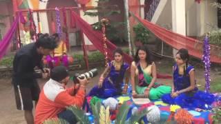 album manking shoot.....singer rakesh misra