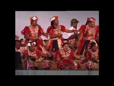 TUVALU - PACIFIC ARTS FESTIVAL 1996