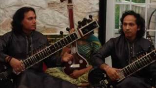 Seen Brothers - Divine Experience - Raag Rageshwari - Madhya Laya Gat in Teen Taal
