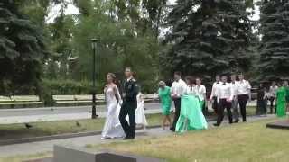 Свадьба Данилы и Любови Ивановых