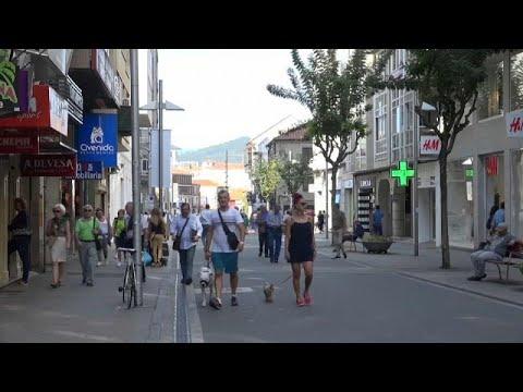 Espagne : Pontevedra, ville sans voitures
