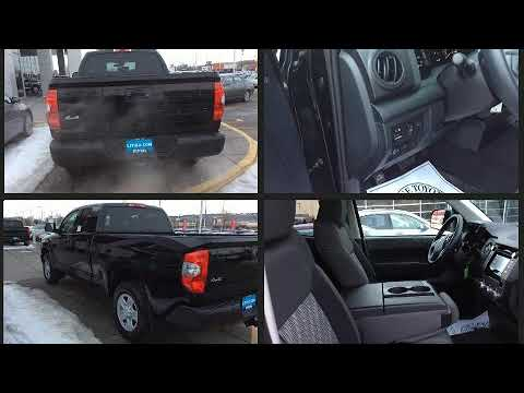 New 2019 Toyota Tundra 4WD Chattanooga TN North Georgia Cleveland, TN #X824208