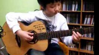 (Carpenters) Yesterday_Once_More - Sungha Jung