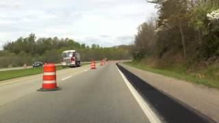 Resurfacing project underway on U.S. Route 35