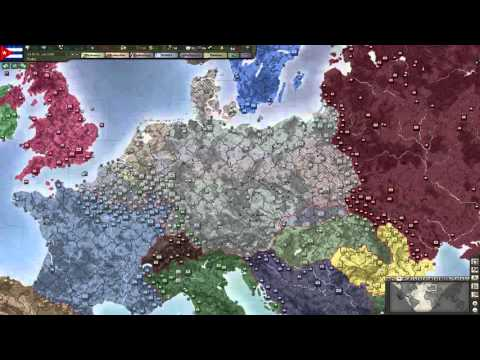 Hearts of Iron 3: 1936-1945 Observer Game Part 3