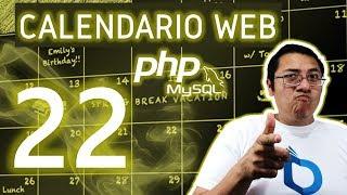 Calendario web con PHP y MySQL utilizando fullcalendar (Video 22.- Limpiar el formulario)