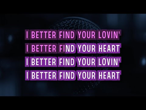 Find Your Love Karaoke Version by Drake (Video with Lyrics)