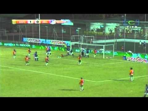 Millonarios Vs Envigado (1-0) Fecha 14 Liga Postobón 2011-II from YouTube · Duration:  1 minutes 42 seconds