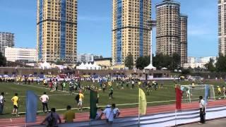 II Спартакиада народов Москвы церемония открытия и виды спорта